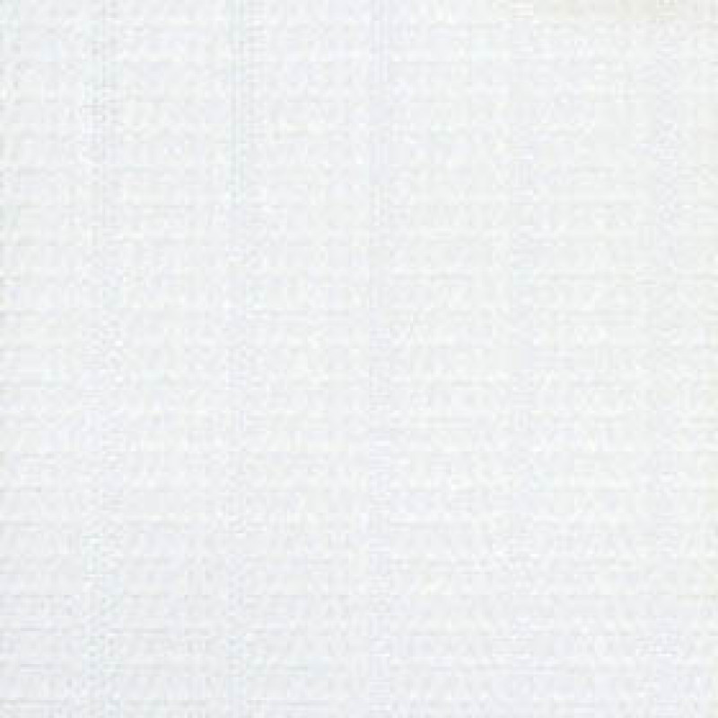 Ткань для вертикальных жалюзи белая Эйлат 0225