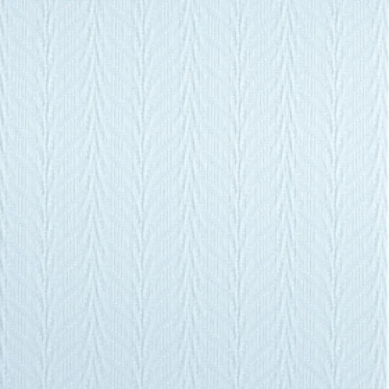 Ткань для вертикальных жалюзи голубая Мальта 5102