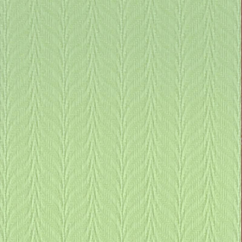 Ткань для вертикальных жалюзи зеленая Мальта 5850