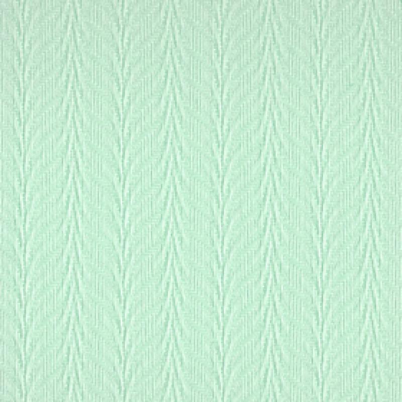 Ткань для вертикальных жалюзи бирюзовая Мальта 5992