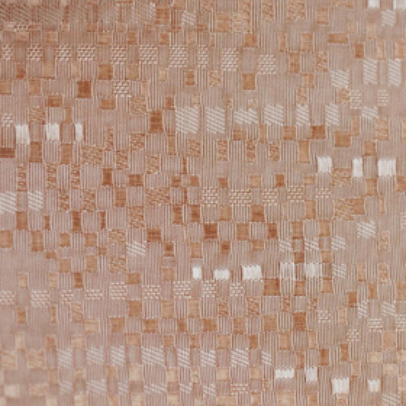 Ткань для вертикальных жалюзи светло-коричневая Манила 2868