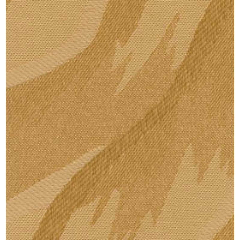 Ткань для вертикальных жалюзи темно-бежевая Рио 2746