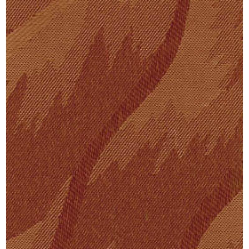 Ткань для вертикальных жалюзи табачного цвета Рио 2854