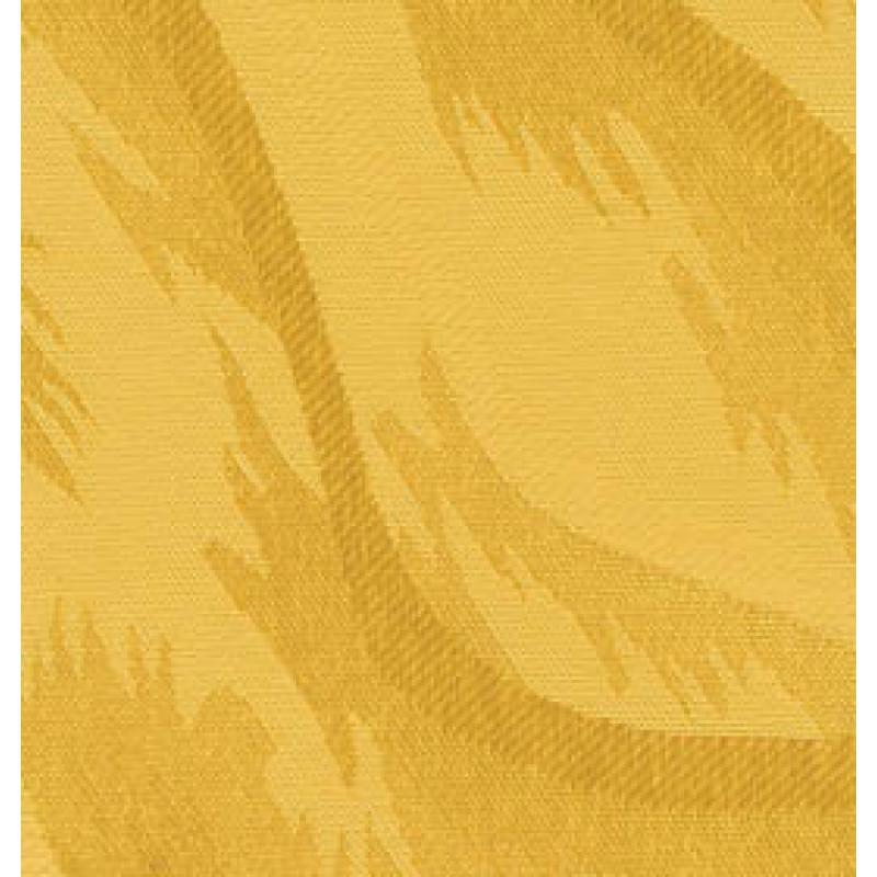 Ткань для вертикальных жалюзи желтая Рио 3465