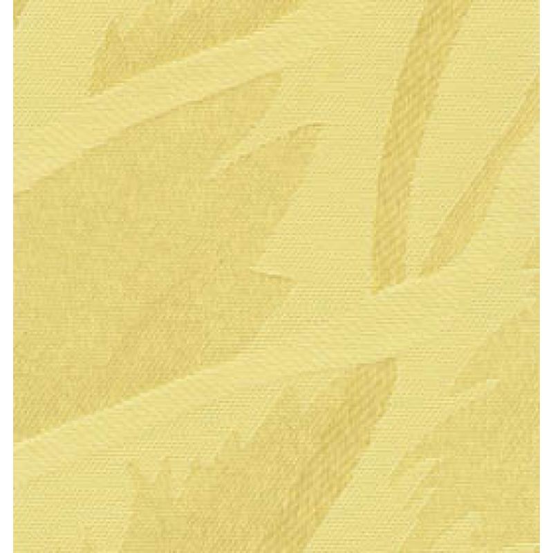 Ткань для вертикальных жалюзи светло-желтая Рио 4210
