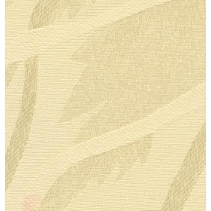 Ткань для вертикальных жалюзи кремовая Рио 4221