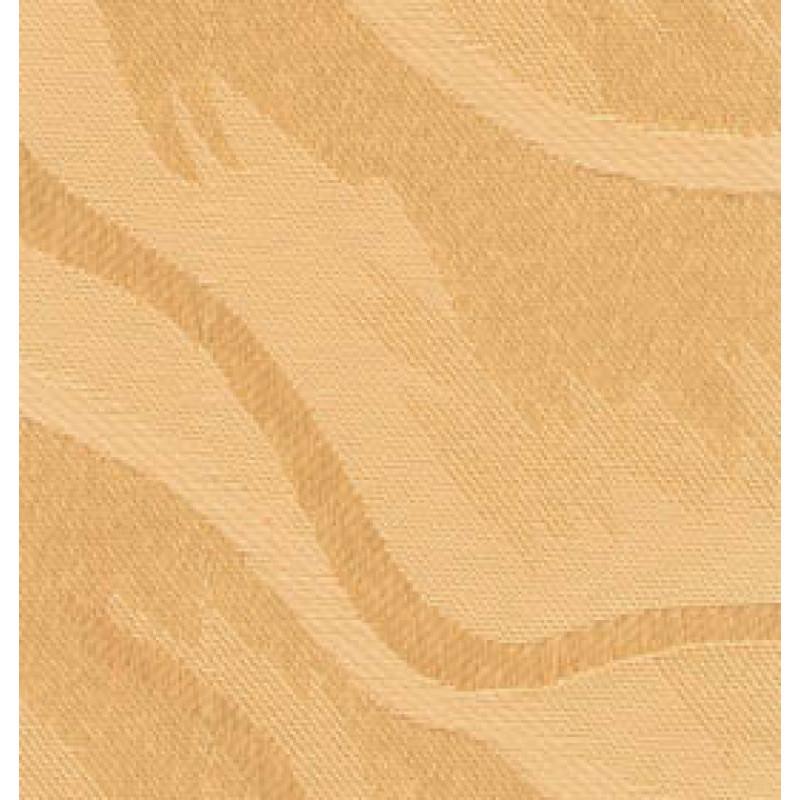 Ткань для вертикальных жалюзи персиковая Рио 4240