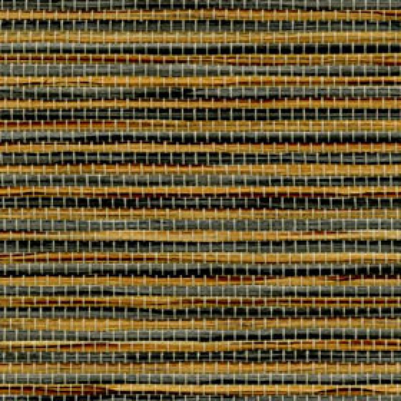 Ткань для вертикальных жалюзи синяя Шикатан чайная церемония 1881