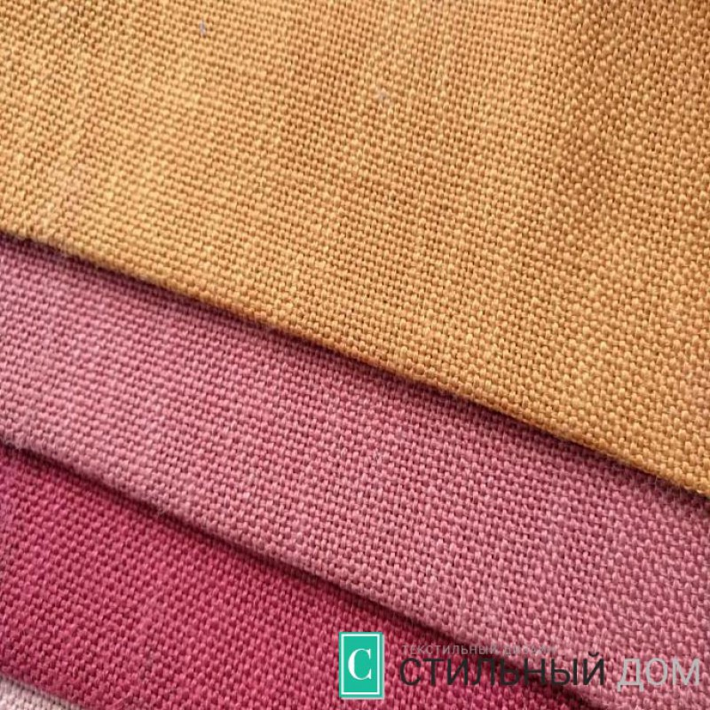 Flax col-Mustard9340-Bordeaux9332-Red9331